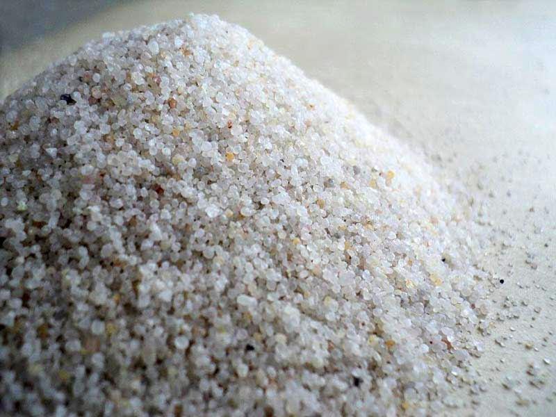 Silica Sand Bonsai Soil