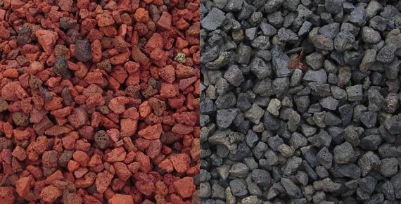 Lava Rock Scoria Bonsai Soil